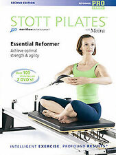 STOTT PILATES: Essential Reformer 2nd Ed.