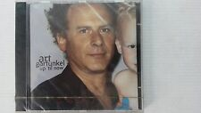 GARFUNKEL ART JAMES TAYLOR UP 'TIL NOW CD SEALED