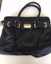 michael kors black bag  - worn 2 times