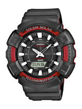 Casio Collection Solar Herrenuhr AD-S800WH-4AVEF Analog,Digital Dunkelblau