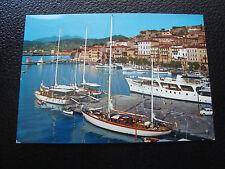 ITALIE - carte postale 1983 isola d elba portoferraio (cy33) italy