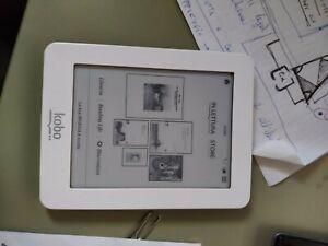 "Kobo Mini 5"" 2GB Wi-Fi  Lettore eBook - Bianco - Usato"