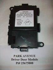 TESTED 2004  Buick PARK AVENUE Driver s DOOR MODULE Pt# 25675808