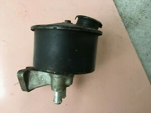 Jaguar Power Steering PAS Reservoir.  Fitted to Jaguar Saloons, WITHOUT Spacer