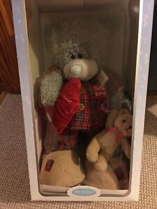 Rare Me To You Tatty Teddy Boxed Standing Bear LIMITED EDITION