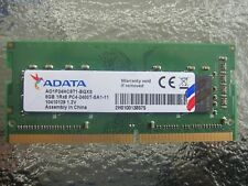 8 Gb DDR4 PC4 2400T ADATA Memory for laptop