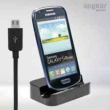 Desktop Dock Charger Docking Station Stand For Samsung Galaxy S3/S4/Mini Note/2