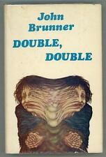 Double, Double by John Brunner (First Edition)- High Grade