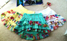 Floral 100% Cotton Skirts (2-16 Years) for Girls