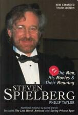 Steven Spielberg(Paperback Book)Philip M. Taylor-B.T. Batsford-UK-1-Good