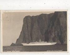 Nordkap Norway Steamship 1930 RP Postcard 617b