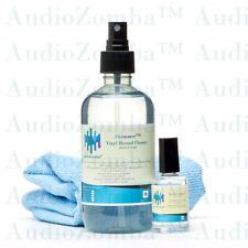 VINYL RECORD CLEANER KIT - AUDIOZOMBA 3 Pc QUALITY RECORD & STYLUS CLEANER KIT