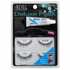 e75e3f3a5ba ARDELL DELUXE PACK 110 2 PAIRS LASHES BLACK + DUO + EYELASH APPLICATOR