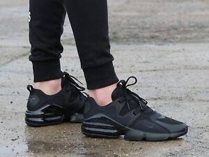 Nike Air Max Infinity UK 9.5 EU 44.5 Triple Black