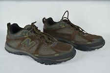 New Balance Men's MO650DB Multi-Sport Hiking Shoes Size 11 Brown & Green
