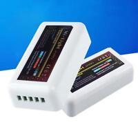 Milight 2,4G Wireless 4 Zone WiFi RF-Dimmer mi.light Controller für RGBW. DED