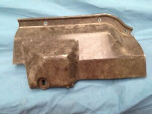 1968 69 70 DODGE CHARGER CORONET PLYMOUTH GTX A/C BOX LOWER DASH COVER