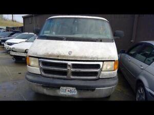 Rear Bumper Standard Bumper Chrome Fits 95-03 DODGE 1500 VAN 684894