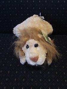 "Kookeys Lion NWT Unlock the fun 9"" Plush stuffed animal 10vox"