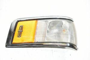 90 91 92 93 94 Lincoln Town Car Corner Light Turn Signal Right Passenger Side