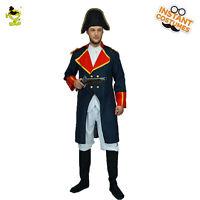 Men's Napoleon Costume Adults French Emperor King Napoleon Halloween Costume