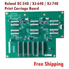 Generic Roland XC-540 / XJ-640 / XJ-740 Print Carriage Board