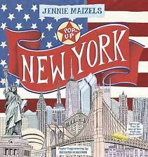 Pop-up New York by Jennie Maizels (Hardback, 2014)