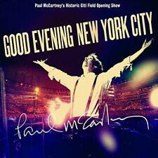 Paul Mccartney - Good Evening New Yo (NEW CD+DVD)
