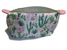Cactus Travel Cosmetic Bags Makeup Case Handbag Storage Pouch Toiletry Bag 11x6�