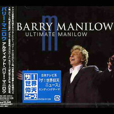Ultimate Manilow [BMG International] by Barry Manilow (CD, Jul-2004, BMG (distributor))
