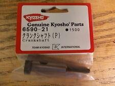 6590-21 Crankshaft (P) - Kyosho Airplane Aircraft Nitro Engine