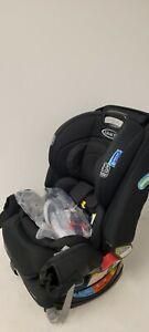 GRACO 4Ever DLX SnugLock 4 in 1 Car Seat, EasyInstall SnugLock Technology, Tomli
