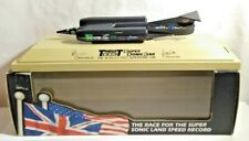 LLEDO LAND SPEED RECORD THRUST SSC SUPER SONIC CAR RICHARD NOBLE & ANDY GREEN