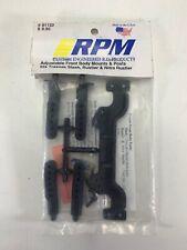 RPM 81122 Adjustable Front Body Mount & Post Set Nitro Slash /Stampede/Slash