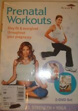 Prenatal Workouts: Stay Fit & Energized throughout your Pregnancy, Acacia (DVD)