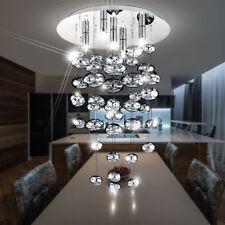 Plafonniers LA VIE chambre suspendu éclairage boule en verre avec pampilles