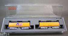 KATO N SCALE 106-085 UNION PACIFIC WATER TENDER 2 TENDER SET MA