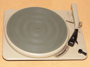 Lenco Goldring GL55 X, Record Player Turntable, Removable Headshell, Idler Drive