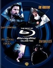 The Fugitive/Unforgiven/The Last Samurai/Phantom of the Opera (Blu-ray boxset)