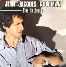 "Jean-Jacques Goldman ‎7"" C'Est Ta Chance - France (EX/EX)"