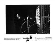 ANDY GARCIA hand-signed JENNIFER 8 original 8x10 w/ gun UACC RD COA authentic