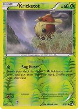 Kricketot Common Reverse Holo BreakPoint Pokemon Card 5/122