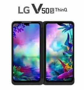 LG V510 ThinnQ 5G LM-V510N 256GB Black *Very Good Condition*