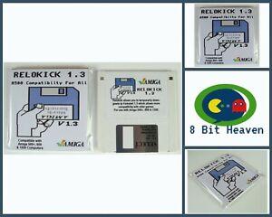 AMIGA RELOKICK - DOWNGRADE TO 1.3 KICKSTART - A500+ A600 A1200 A2000 A3000 A4000