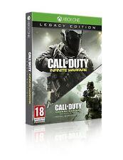 Call of Duty: Infinite Warfare Edition Legacy + Modern Warfare XBox ONE VF NEUF
