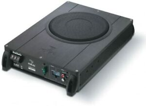 Focal iBus 2.1 Compact Under Seat Active Subwoofer System with ISO Wiring Loom