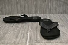 Reef Sandals Men Size 11 Black