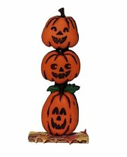 Miniature Dollhouse Handmade Pumpkins Halloween Centerpiece Decor 1:12 Scale
