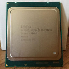 Intel Xeon E5 2680 v2 2.8 GHz 10 Core 25M SR1A6 Processor LGA2011 115W CPU