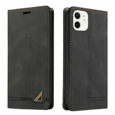 Phone Case For iPhone 12 Pro Max 11 8 7 Plus Xr Xs Tpu Leather Flip Wallet Cover
